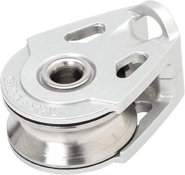 20MM SILVER EXTREME HIGH LOAD DYNAMIC BLOCK