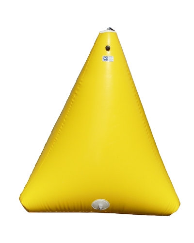 TETRAEDRICAL REGATTA BUOY 125 X 180 CM