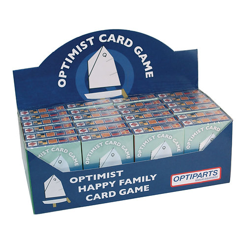 OPTIMIST HAPPY FAMILY CARD GAME OPTIPARTS