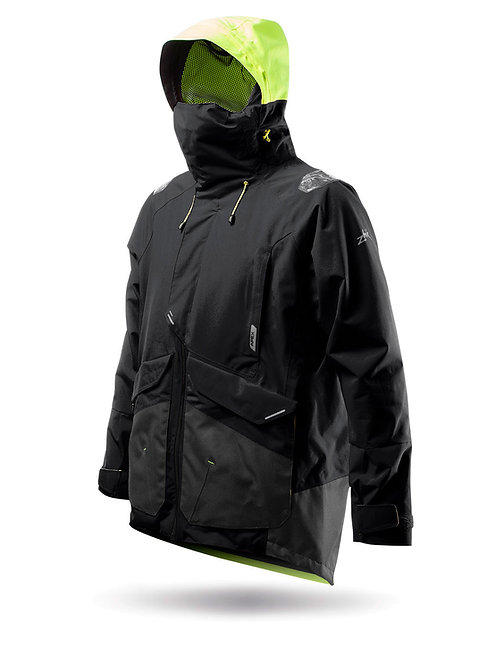 MENS BLACK APEX JACKET
