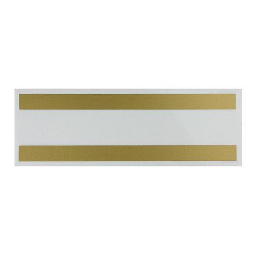 MEASUREMENT BAND STICKER FOR OPTIMIST BLACKGOLD SPARS – GOLD