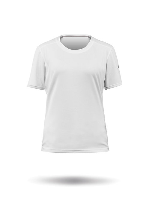 WOMENS ZHIKDRY LT SHORT SLEEVE TOP