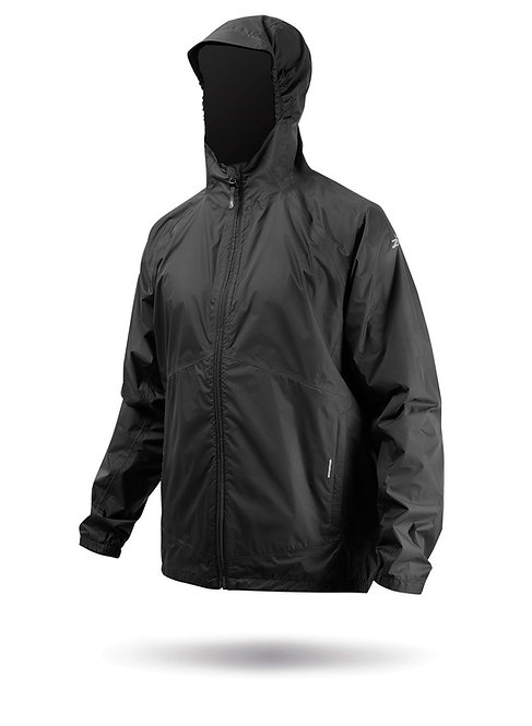 MENS LIGHTWEIGHT PACKABLE JACKET ANTHRACITE