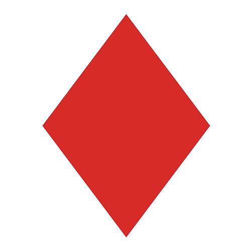 RED RHOMBUS