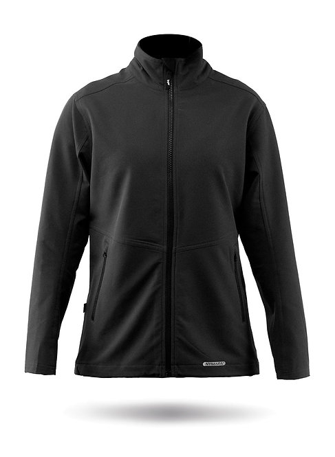 WOMENS NYMARA JACKET - BLACK