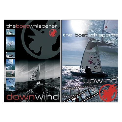 BOAT WHISPERER DVD (PACK, UPW/DOWNW)