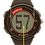 Thumbnail: 1231R PLASTIC RECHARGEABLE SAILING WATCH
