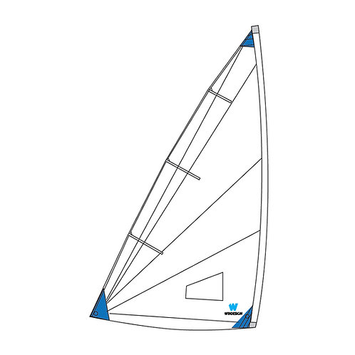 LASER® RADIAL COMPATIBLE TRAINING SAIL