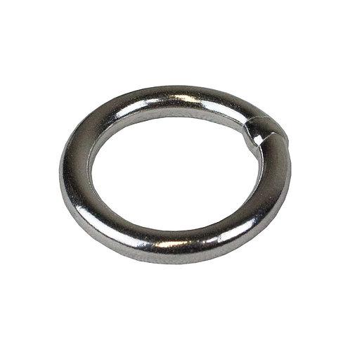 STAINLESS STEEL RING FOR OPTIMIST MAINSHEET - SET 10