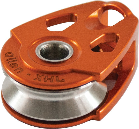 30MM ORANGE EXTREME HIGH LOAD DYNAMIC BLOCK