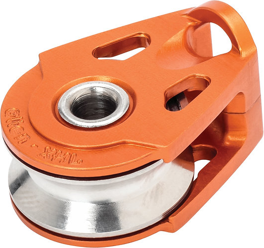 20MM ORANGE EXTREME HIGH LOAD DYNAMIC BLOCK