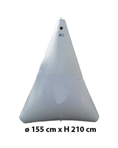 TETRAEDRICAL REGATTA BUOY 155 X 210 CM
