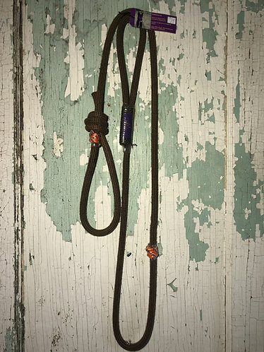 Wolfhound Slip Lead 5-8 ft - Rope: Muddy Paws