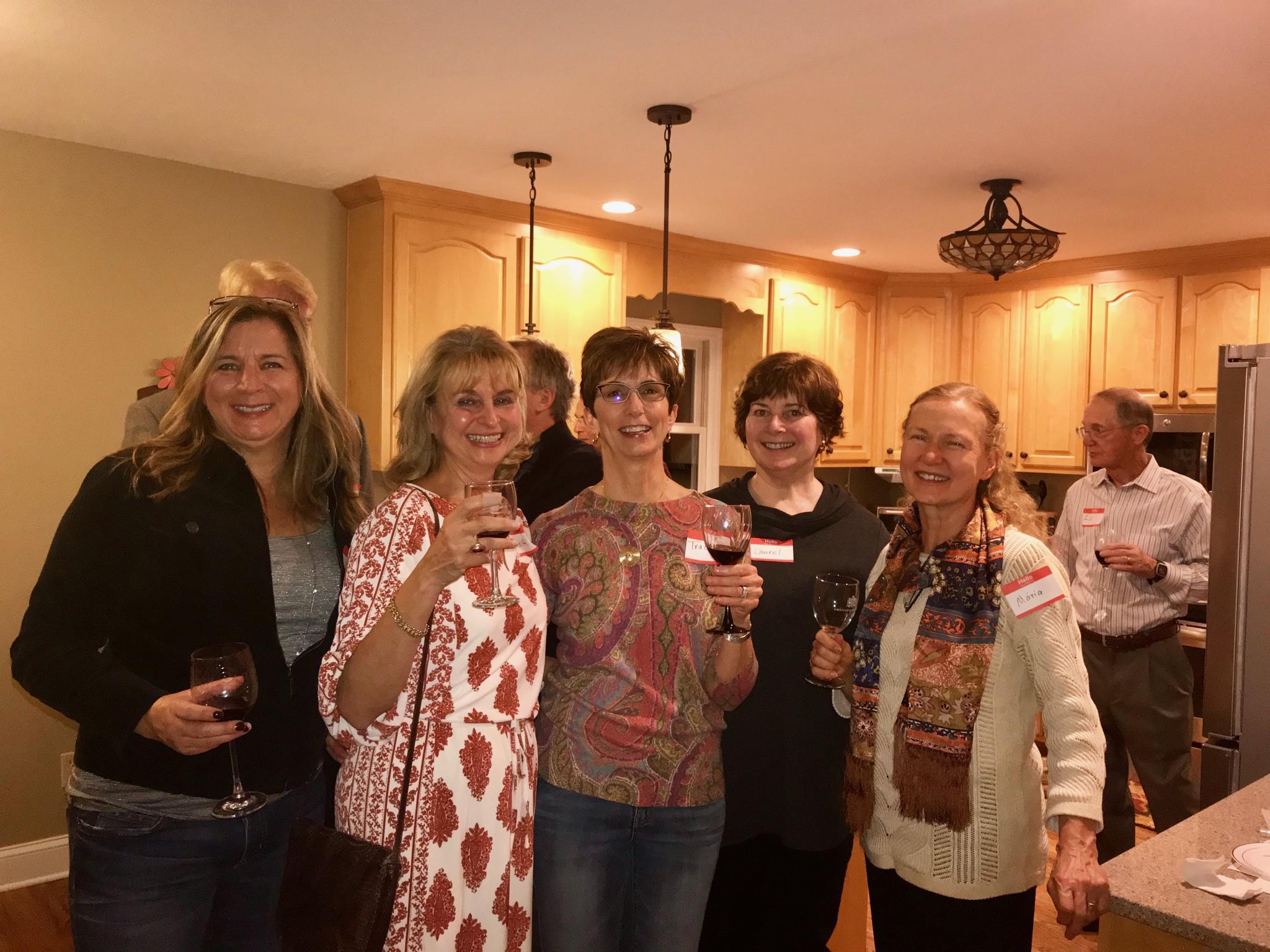 Wine Tasting Group