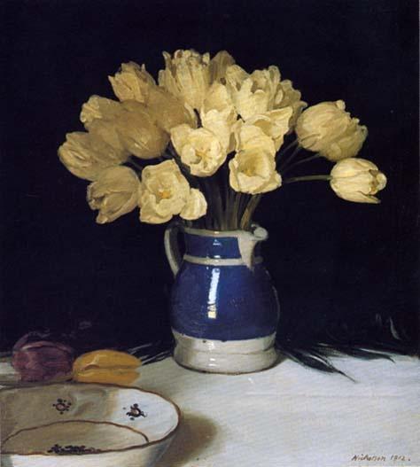 White Tulips, 1912