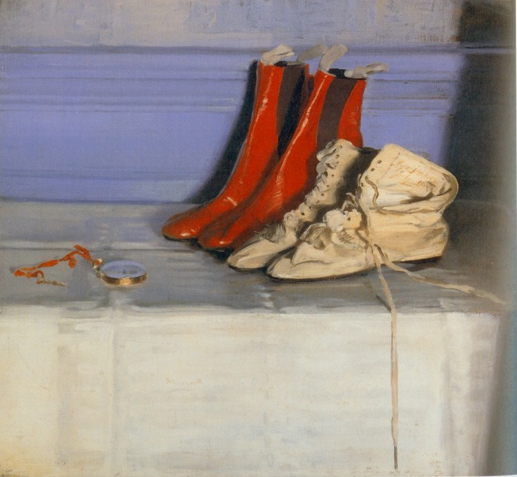 Miss Simpson's Boots, 1919