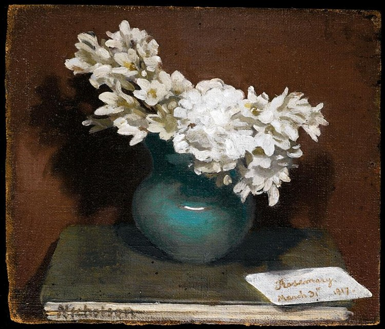 White Freesias, 1917