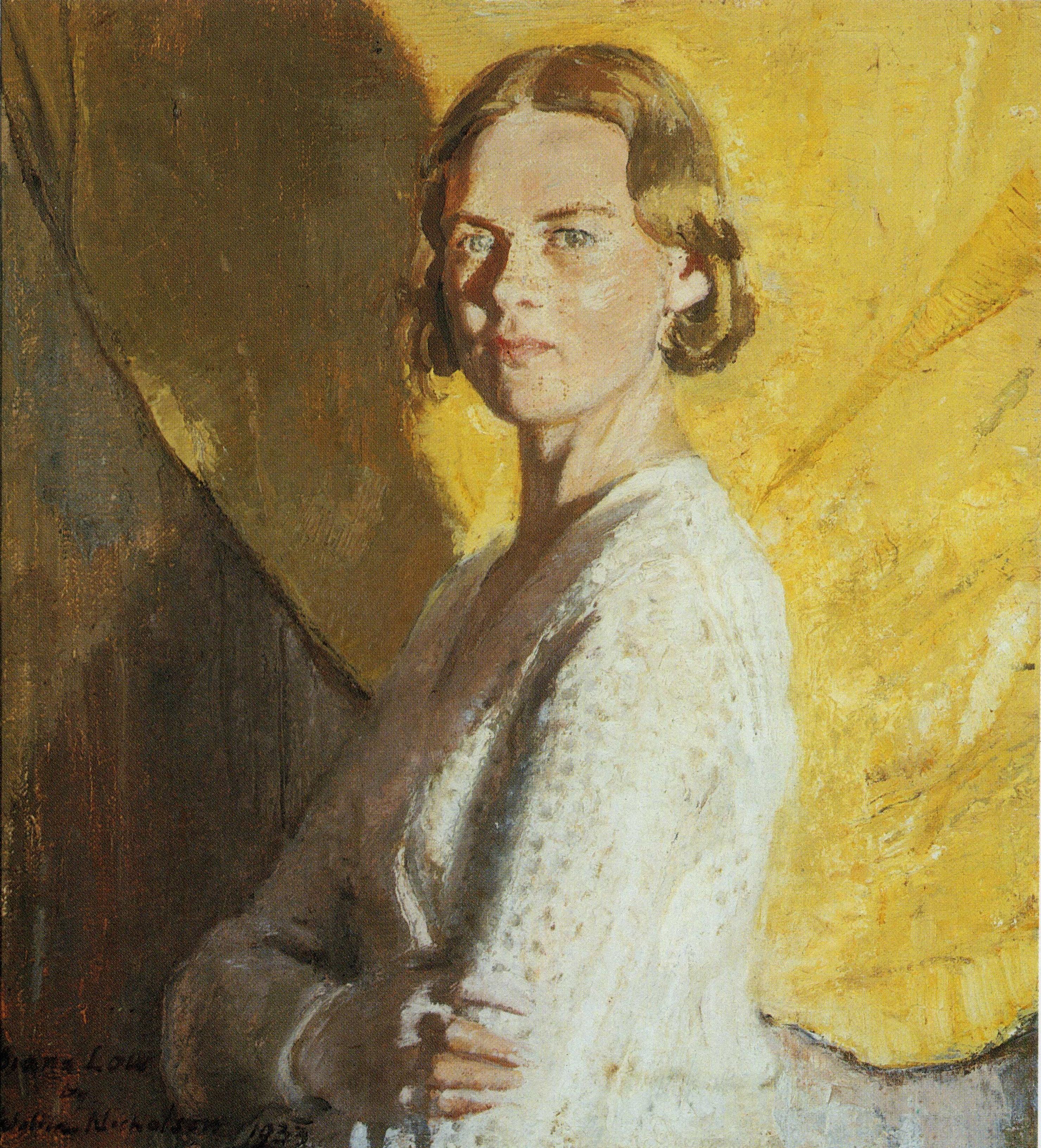 Diana Low, 1933