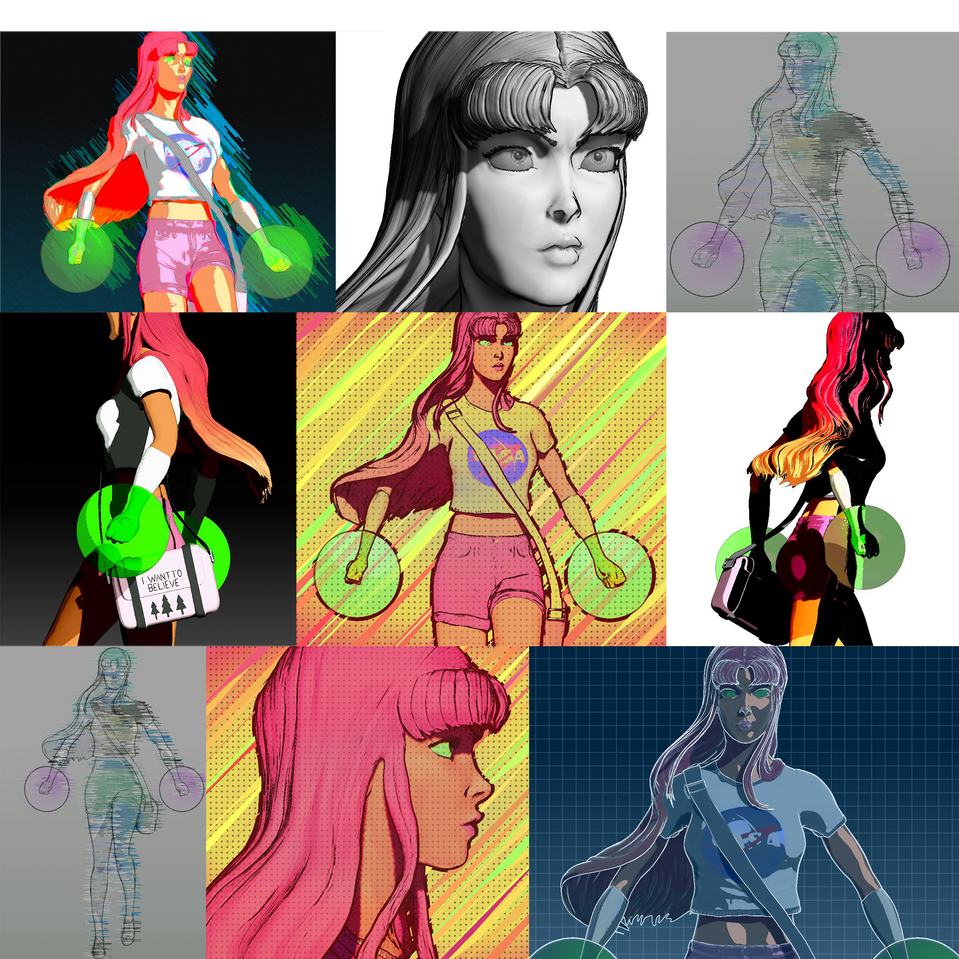 Starfire Personal Project