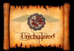 Unchained Student Game Website Interface