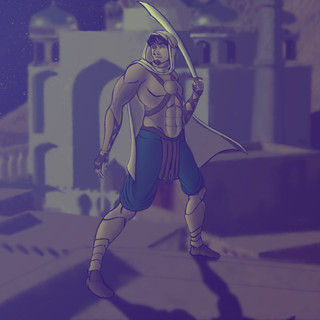 2nd Test Art for Barbarian Game