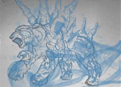 Ice Bear doodle
