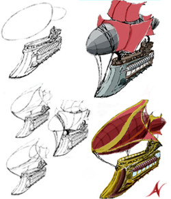 Unchained Student Game Air Balloon Thumbnails