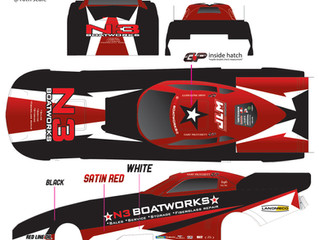 N3 BOATWORKS to Sponsor Gary Pritchett for His Top Alcohol Funny Car Debut at U.S. Nationals