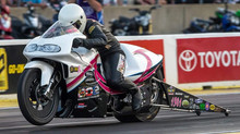 NHRA Rookie Of The Year Candidate Kelly Clontz Reflects on Her First Season Racing Pro Stock Motorcy