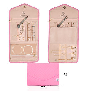 travel jewelry organizer for the travell
