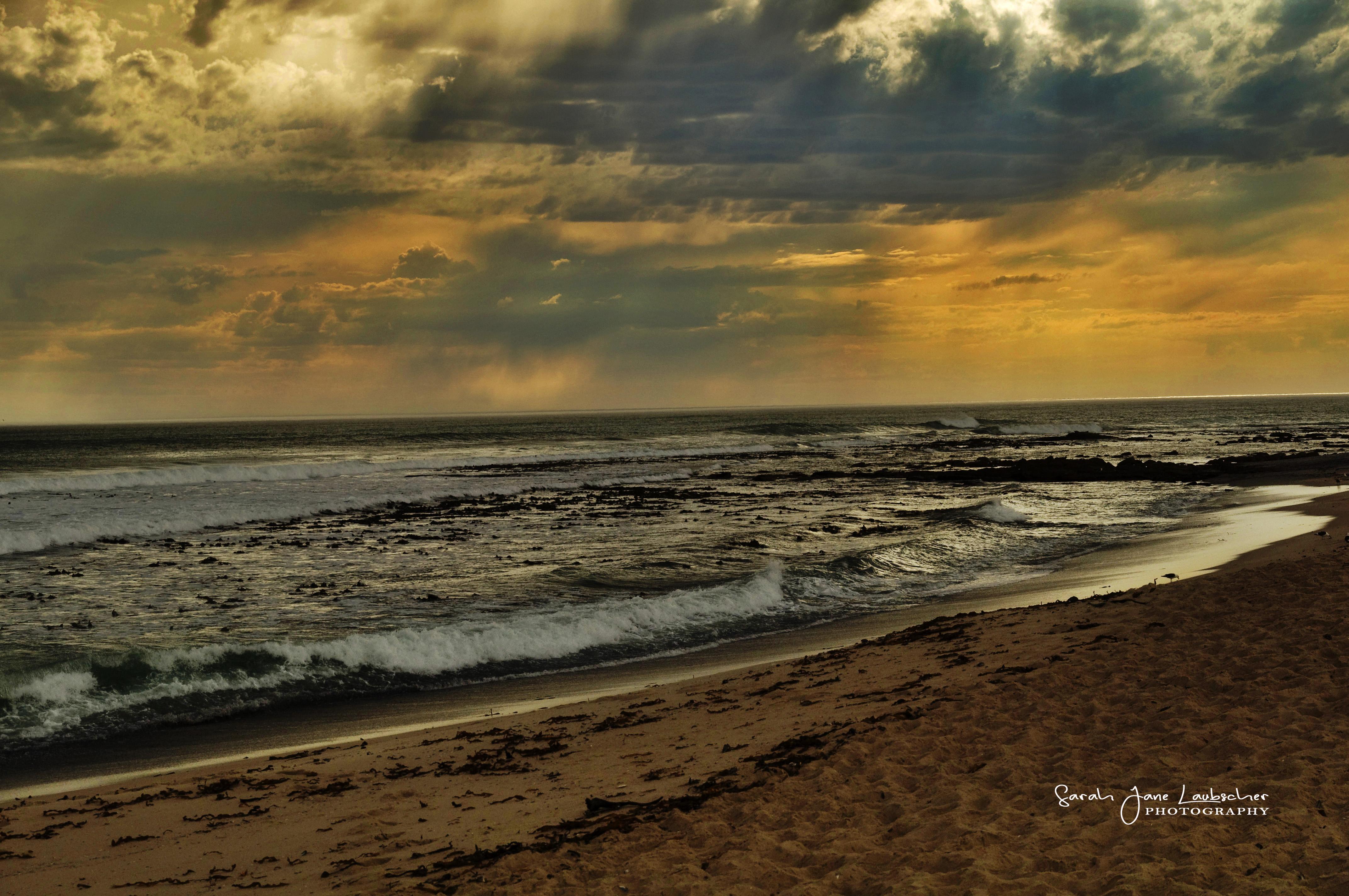 Storm at sea 2