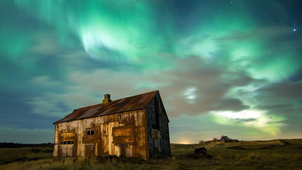 northern-lights - Iceland