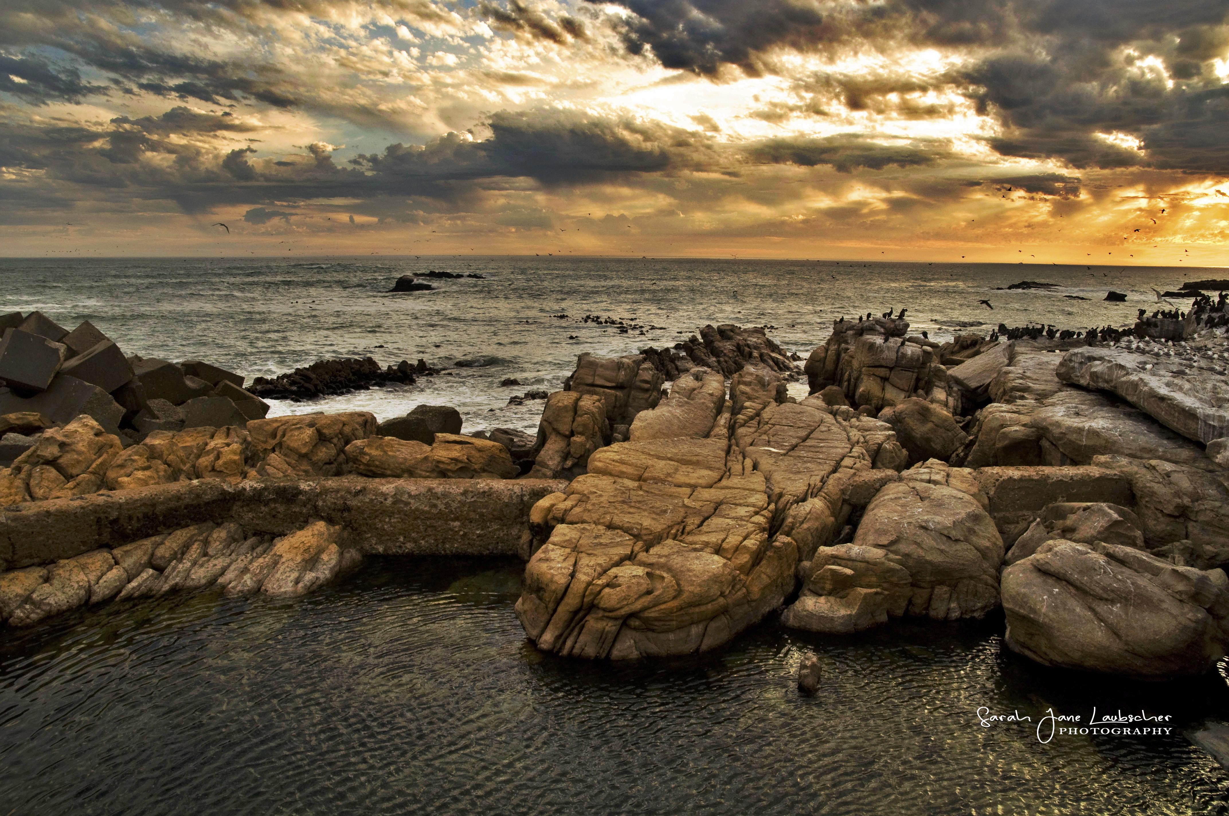 Lamberts Bay sunset 2