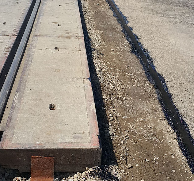 Working within the railroad right-of-way