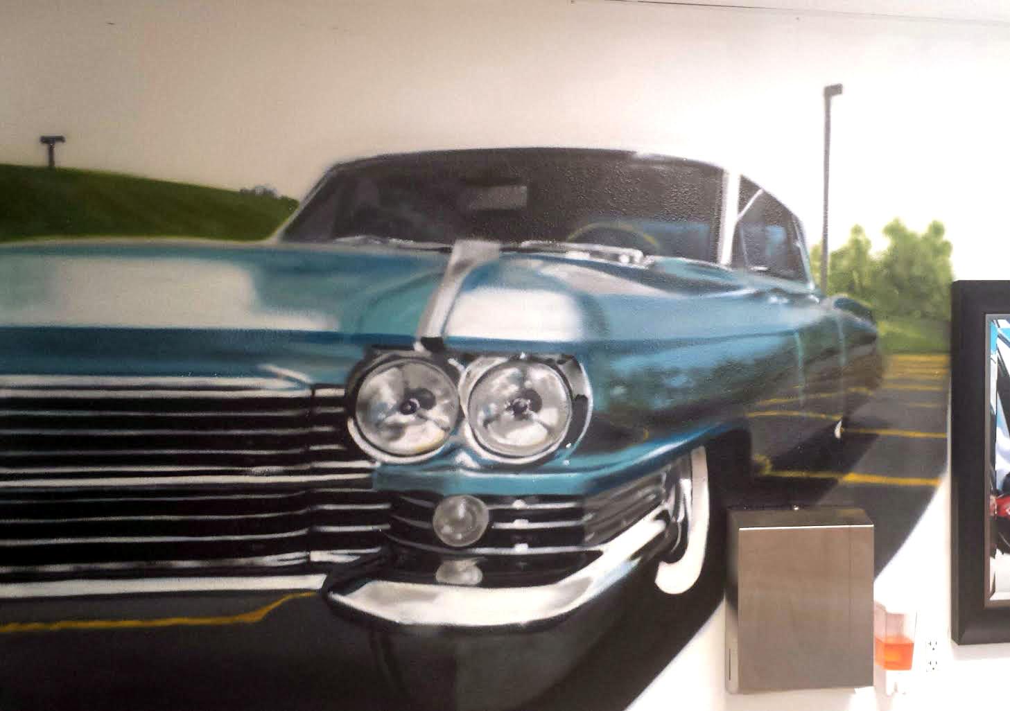 65 Cadillac