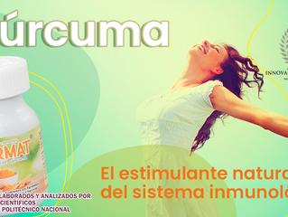 Cúrcuma: El estimulante natural del sistema inmunológico