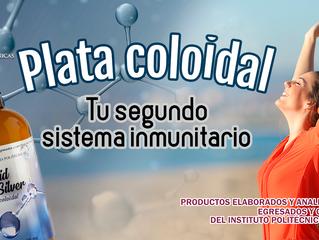 Plata coloidal, tu segundo sistema inmunitario