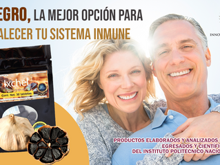 Ajo negro, la mejor opción para fortalecer tu sistema inmune