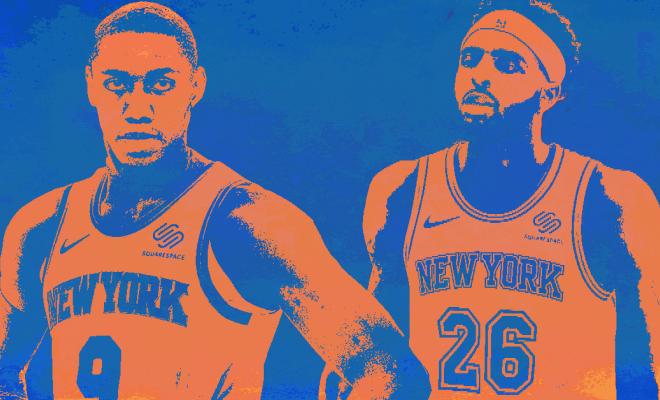 New York Knicks Around the Game NBA