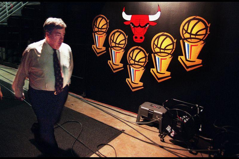 Jerry_Krause_Chicago_Bulls_NBA_Around_the_Game
