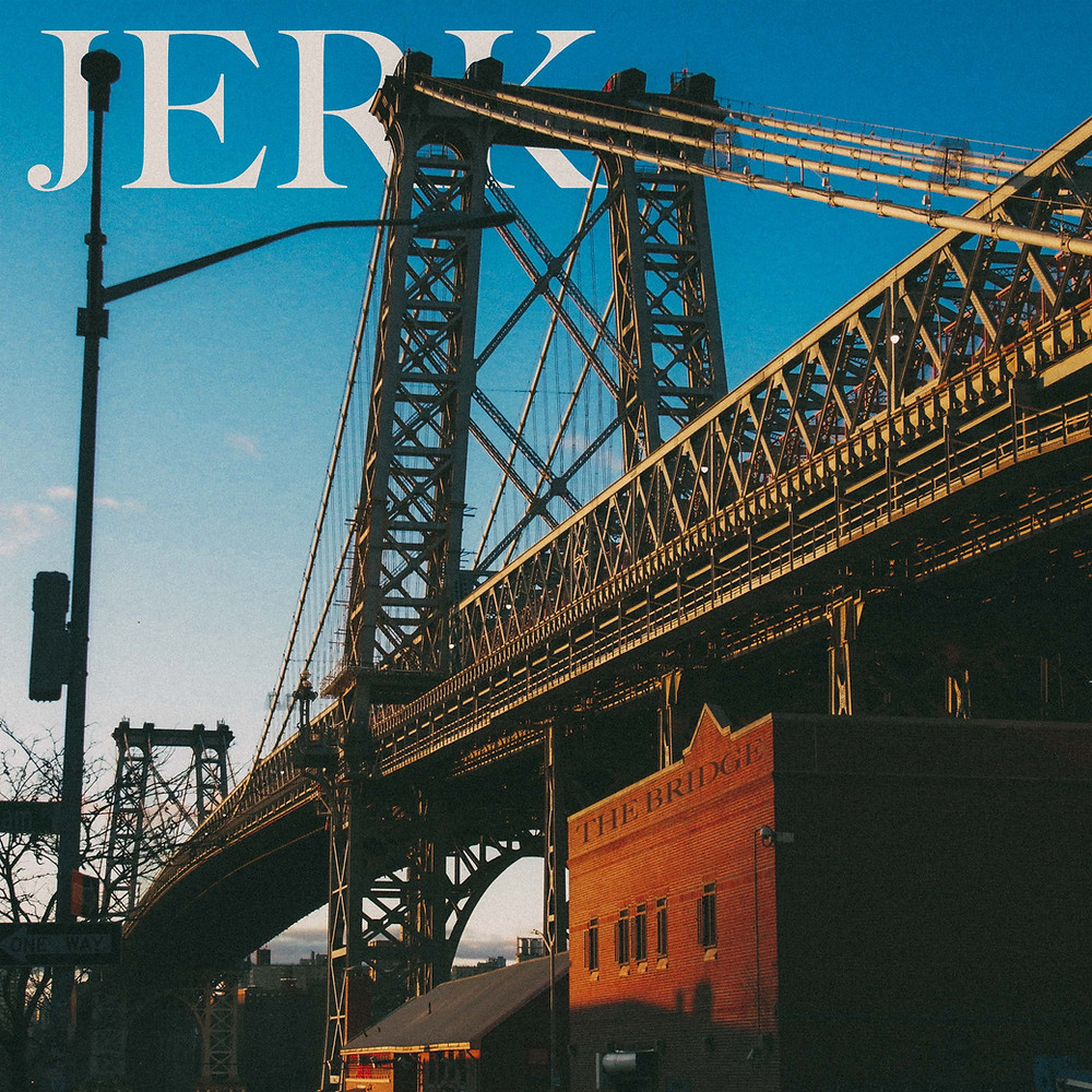 Jerk - The Bridge, taken from his upcoming project 'Circling'