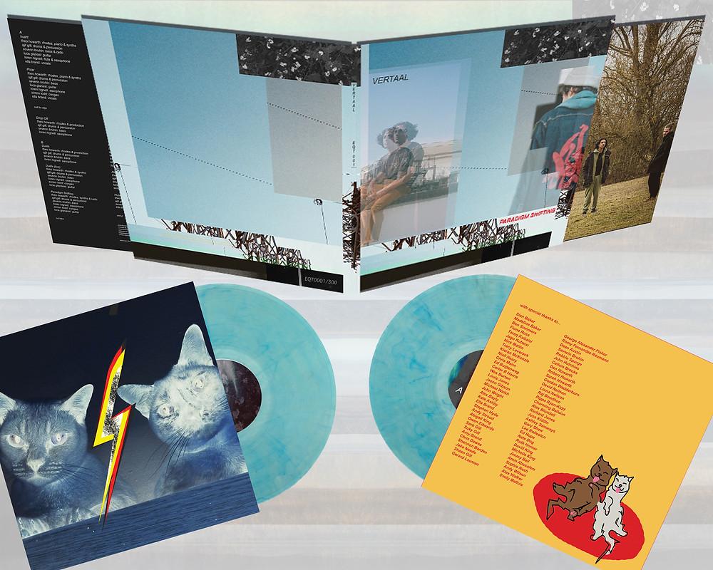 Vertaal - Paradigm Shifting Extended Edition (Vinyl)