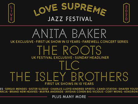 Love Supreme Festival 2020