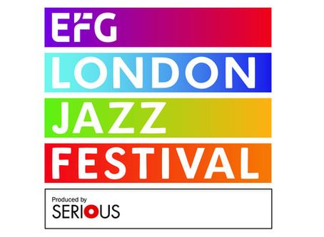 EFG London Jazz Festival 2019 – Ally's Guide