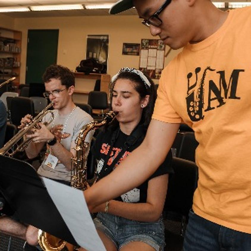 UJAM Summer Jazz Workshop 2021