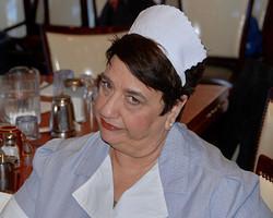 Cranky Waitress