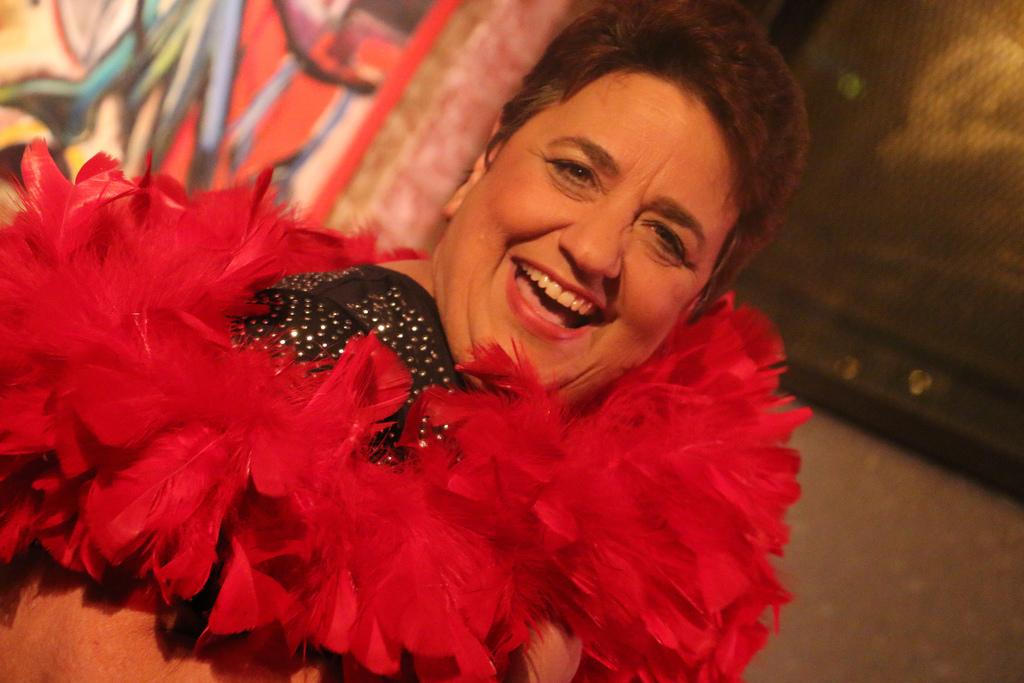 Pastore, Cabaret on stage (2)