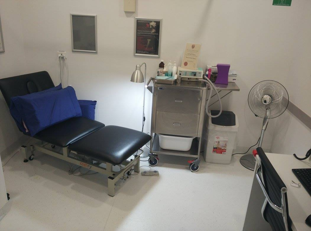 Treatment Area