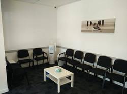 Clinic Waiting Area
