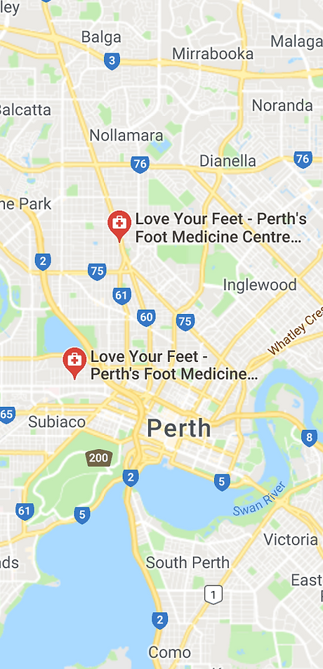 Love Your Feet - Perth's Foot Medicine Centre - Best Podiatrist In Perth